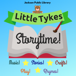 Little Tykes Storytime