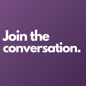 Join the conversation.