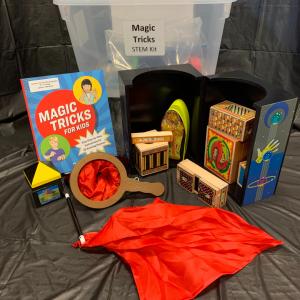 Magic Tricks kit