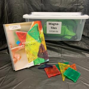 Magna-tiles kit