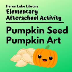 Pumpkin Seed Pumpkin Art
